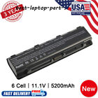 For Toshiba C840 C850 L70 L75D PA5109U-1BRS PA5024U-1BRS Laptop Battery Lot