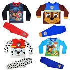 Paw Patrol Novelty Pyjamas Marshall and Chase PJs Ages 18 months to 6 Years