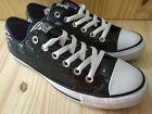 Womens Converse Chuck Taylor All Star Lo Outrageous Sequin Sneaker Trainer