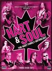 WWE: Hart and Soul - The Hart Family Anthology (DVD, 2010, 3-Disc Set)