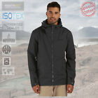 Regatta Mens Harlan Waterproof Jacket - Black - New