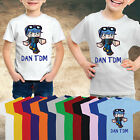 Dan TDM Kids Fun T-Shirt Girls Boys Gamers Children Minecraft DanTDM-UN104