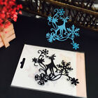 Creative Cutting Dies Stencil Scrapbooking Embossing Card Xmas Halloween Decor