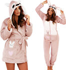 Novelty Adults Warm Winter Warm Kangaroo All In one Jumpsuit or Robe