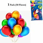 Jumbo Balloons Multi Coloured 23cm FOR ALL OCCASION BIRTHDAY PARTY MARRIAGE