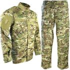 ACU TACTICAL RIPSTOP OUTFIT TROUSERS & SHIRT MTP BTP CAMO PAINTBALLING AIRSOFT
