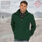 Regatta Mens Professional 350 GSM Heavyweight Fleece Jacket - Bottle Green