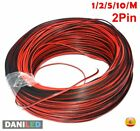 CABLE DE 2 HILOS PARA TIRAS LED SMD 2835 - 5050 - 5630 UNICOLOR
