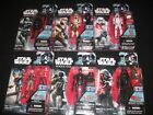 "Star Wars TFA, R1, Rebels 3.75 Figures ""Select Your Character(s)"" Free Shipping $24.99 USD"