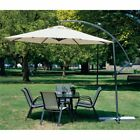 Coolaroo 10 ft. Round Offset Cantilever Patio Umbrella