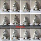 Christmas Tree Graveside Memorial ornament Robin + Tealight candle All Kinds