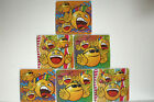 6 MINI JIGSAW PUZZLES - PARTY BAG FILLERS -FAIRY/FOOTBALL/DINOSAUR/SMILEY/PIRATE