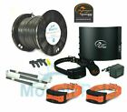 SportDog Contain + Train In Ground Dog Fence 1500&#039; 20-14 gauge 1-3 Dogs SDF-CT <br/> Remote Trainer - Continuous Spool of Wire - Authorized