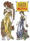 Dover IN THE STYLE OF MUCHA Adult Paper Dolls Charles Ventura Fine 2012
