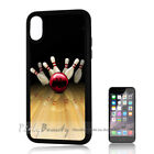 ( For iPhone X ) Back Case Cover A10372 Bowling Ball