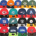 New Era NFL Core Classic 920 One Size Adjustable Team Dad Hat Cap Team Colors $19.9 USD on eBay