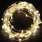 50 100 LED Wire String Lights Fairy Christmas Party Decor Holiday Wedding Supply <br/> 2500+Sold √ Save up to 12% √ Best Holiday Home Decor √