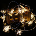 50 100 LED Wire String Lights Fairy Xmas Party Decor Holiday Wedding Supplies