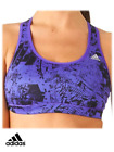 ADIDAS SPORTSBRA WOMEN WOMENS PURPLE RUNNING GYM SPORTS TOP NEW SUPERNOVA AIS RB