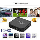 8GB 16GB Smart TV Box S905W Quad Core H.265 Internet Android 7.1.2 Media Player