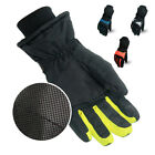 Unisex Adults Winter Windproof Glove Bicycle Full Finger Cycling Bike S/M/L Size