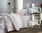Premium Garden Floral Print Luxury Duvet Sets in three colours