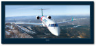 Expressjet by Larry McManus - ExpressJet Embraer-145XR - Aviation - Digital Art