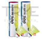 Yonex Mavis 300 Nylon Shuttlecocks (Medium or Fast & White or Yellow Available)