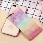 360° Full Body Protect Rainbow Couples Style Hard Hybrid Case For iPhone 6s/7/8