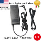 LOT F HP Stream 11 13 14 15 Notebook PC Series 65w 19.5v Blue Smart Charger+Cord