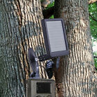 HT-002LIM HT-002A HT-002 Trail Hunting Camera Solar Panel Charger Power Supply