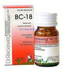 Dr Reckeweg Homeopathic BC No 18 for Pyorrhoea