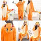 Unisex  Kids Adults Animal Kigurumi Pajamas Cosplay Sleepwear Costumes Jumpsuit