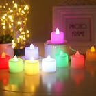 Hot 5PC LED Tea Lights Candles Battery Wedding Party Decor F
