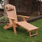 A & L Furniture Recycled Plastic Folding Reclining Adirondack with Pullout cheap