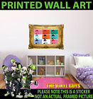 andy warhol pop art pictures - FAUX PICTURE ANDY WARHOL AUDRAY HEPBURN FRAME STICKER POP WALL ART BAROQUE STYLE