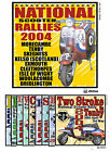 NATIONAL SCOOTER RALLY PATCHES 2004