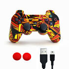 Wireless PS3 controller - Bluetooth Joystick, Gamepad for Playstation 3 w/ cable