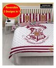Childrens Harry Potter Drago Dormiens Nunquam Reversible Double Pillow Bed Set
