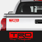 TRD Logo Toyota Tundra Windshield Tailgate Stickers Decal Sticker Vinyl PreCut