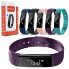 OLED Health Monitor Fitness Smart Wristband Watch Tracker Bracelet Waterproof US