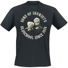 Die Muppets Sons Of Ironists T-Shirt schwarz