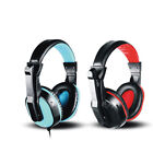 Wired 3.5mm Stereo Universal Gaming Headset Headphone Earphone with Mic Utility