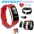 Diggro S2 Smart Watch Heart Rate Health Bracelet Sport Tracker Sleep Monitor BT4