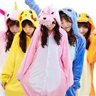 Hot sale Xmas Adult Unisex Pajamas Kigurumi Animal one-piece Cosplay Costume