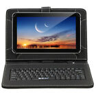 """10.1""""inch iRULU Google Android6.0 Tablet PC Quad Core 8G Dual cameras w/ keyboad"""