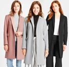 MARKS AND SPENCER Revere Collar Classic Winter Coat | SALE | Was £59