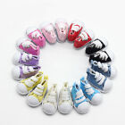 5cm Doll Accessories Sneakers Shoes for BJD dolls Mini Canvas Shoes Toy