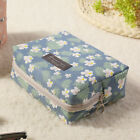 Multifunction Purse Box Travel Makeup Cosmetic Bag Toiletry Case Organizer Pouch