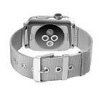 Milanese Loop Buckle Stainless Steel Bracelet Strap Band For Apple Watch iWatch